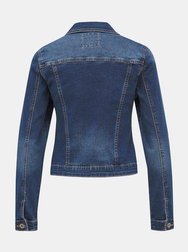 Modrá dámská džínová bunda Haily´s Enny