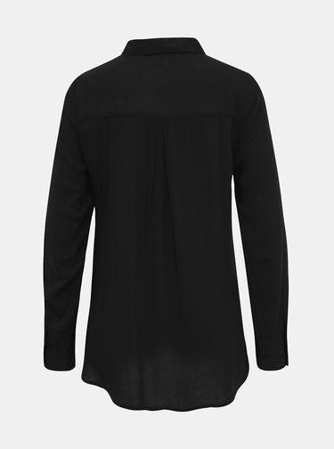 Čierna dámska košeľa Haily´s Jolly