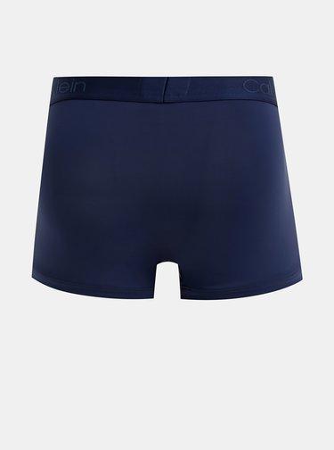 Tmavomodré boxerky Calvin Klein Underwear