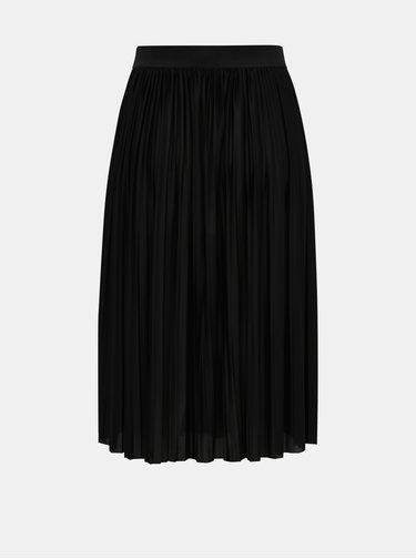 Černá plisovaná sukně Jacqueline de Yong Aboa
