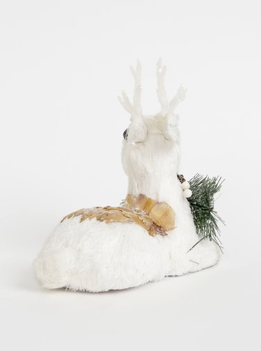 Vánoční dekorace ve tvaru jelena SIFCON