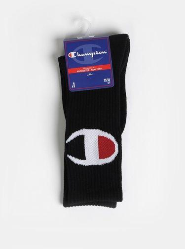 Čierne ponožky Champion