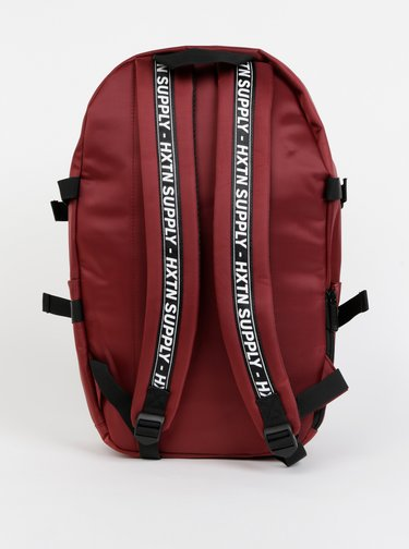 Červený batoh HXTN Supply Prime Barrack
