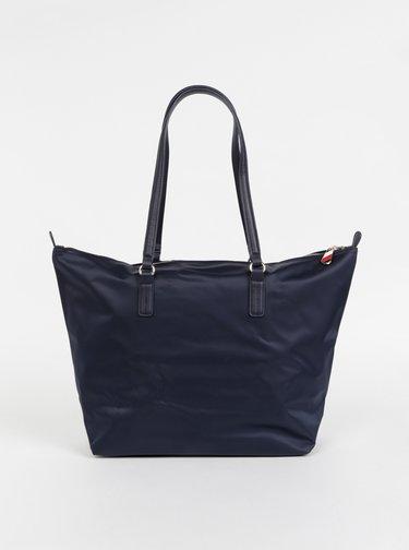 Tmavě modrá kabelka Tommy Hilfiger