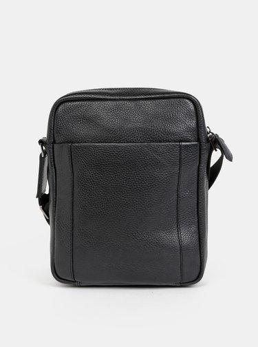 Černá crossbody taška bugatti