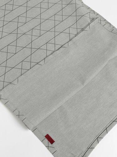 Šedý vzorovaný koberček Tranquillo Everest