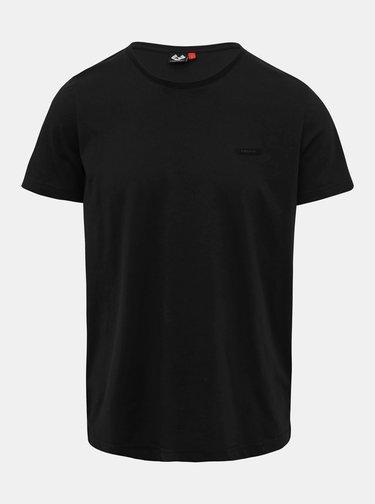 Čierne pánske tričko Ragwear Nedie
