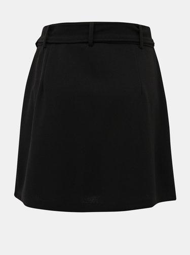 Čierna sukňa Jacqueline de Yong Eva