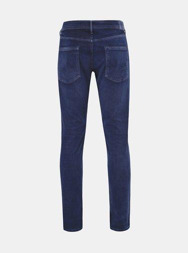 Tmavě modré pánské prodloužené tapered fit džíny Pepe Jeans Stanley
