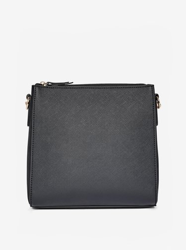 Černá crossbody kabelka v semišové úpravě Dorothy Perkins