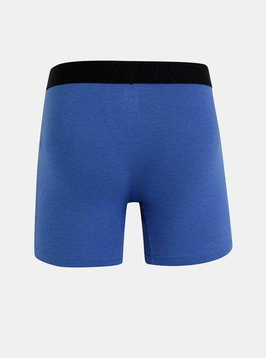 Modré boxerky SAXX