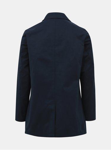 Tmavomodrý kabát Jack & Jones Leister