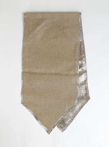 Textile pentru bucatarie Dakls - argintiu, maro deschis