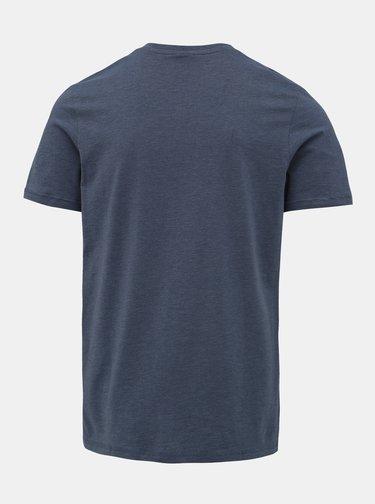 Modré tričko Jack & Jones Skate