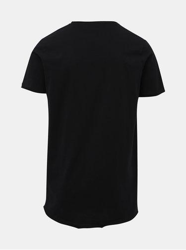 Černé tričko Jack & Jones Dark