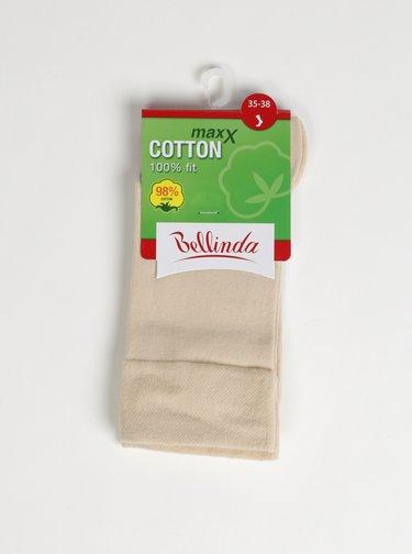 Tělové dámské ponožky Bellinda Cotton Maxx