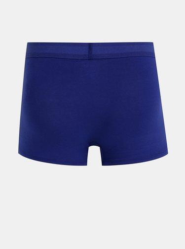Modré boxerky Calvin Klein Underwear