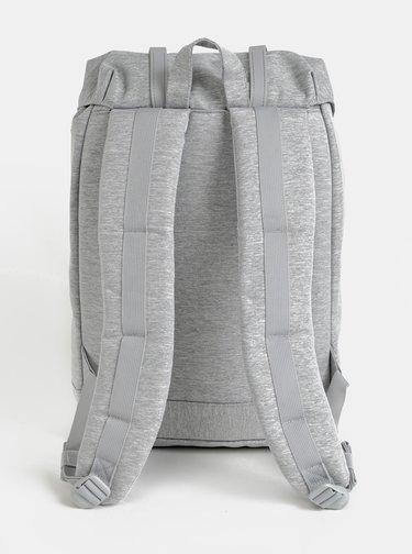 Světle šedý batoh Herschel Supply Retreat 19,5 l
