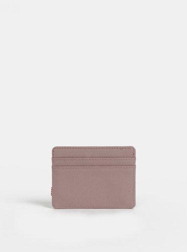 Staroružová peňaženka Herschel Supply Charlie