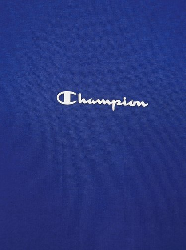 Modrá pánska mikina Champion