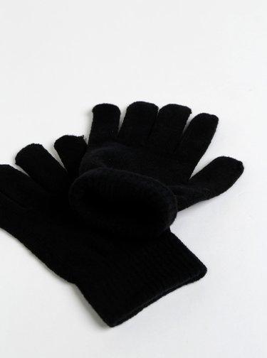 Černé dámské rukavice Haily´s Fiona