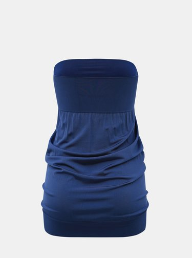 Tmavě modrý top Pompea Shiny