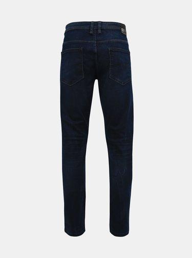 Tmavě modré pánské slim fit džíny Tom Tailor Denim