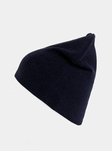 Tmavomodrá pánska čiapka Tom Tailor