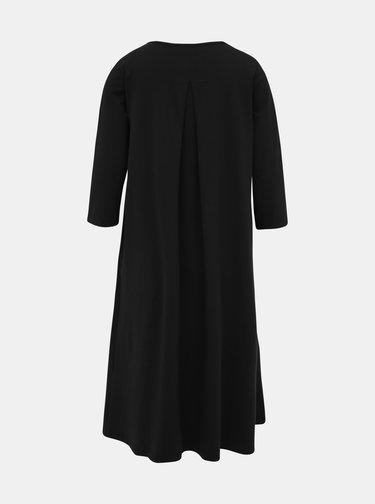 Čierne basic šaty ZOOT Peggy