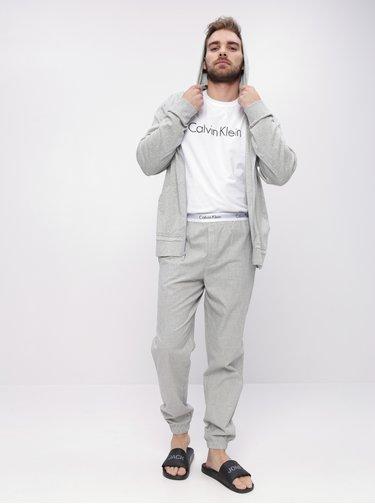 Biele pánske tričko Calvin Klein Underwear