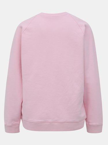 Rúžová dámska mikina Levi's®