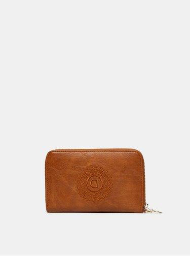 Hnedá peňaženka Desigual