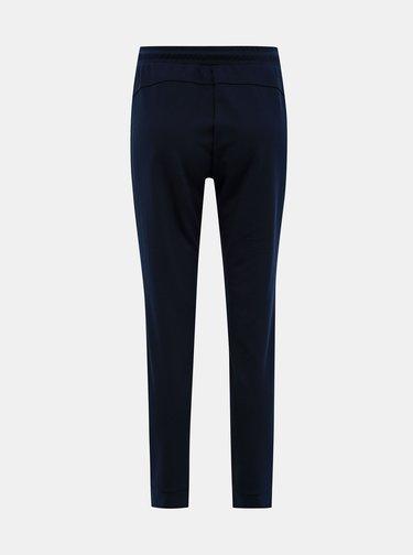 Tmavomodré dámske nohavice Tom Tailor