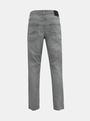 Šedé slim fit rifle Jack & Jones Tim