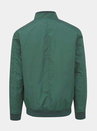 Zelená lehká bunda Selected Homme Son