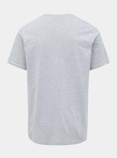 Šedé tričko ONLY & SONS Cam