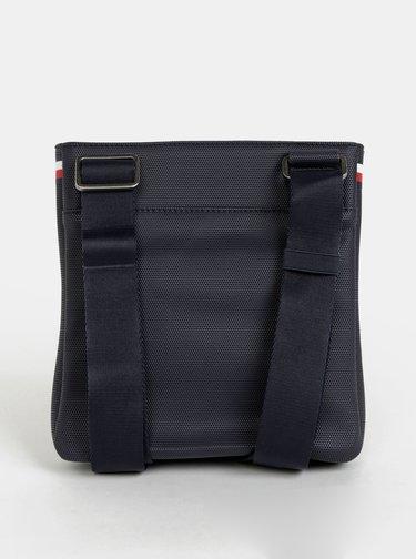 Tmavě modrá pánská crossbody taška Tommy Hilfiger Essential