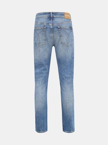 Modré pánské straight fit džíny Calvin Klein Jeans Montana