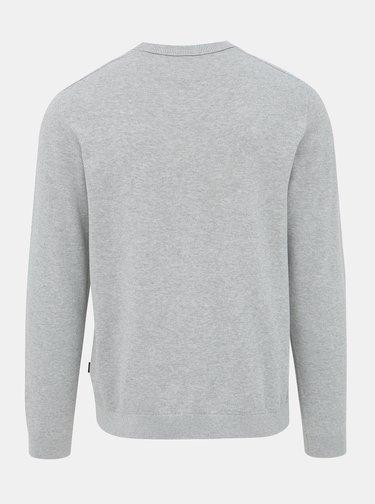 Šedý sveter Jack & Jones Blasheran