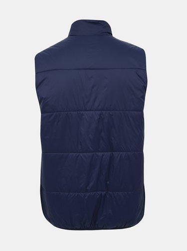 Tmavě modrá vesta Jack & Jones Kain