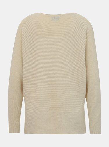 Béžový basic sveter ONLY Hero