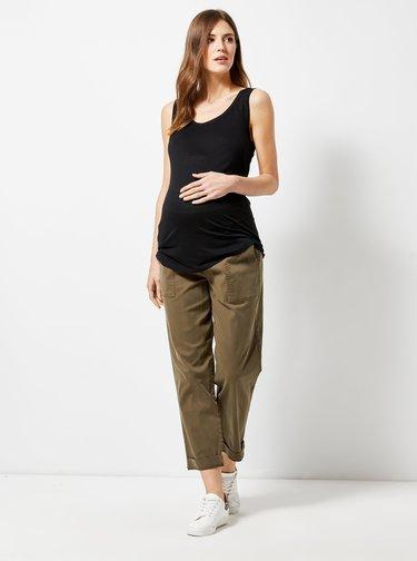 Pantaloni kaki pentru femei insarcinate Dorothy Perkins Maternity