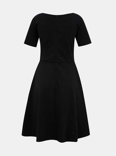 Čierne šaty ZOOT Julia