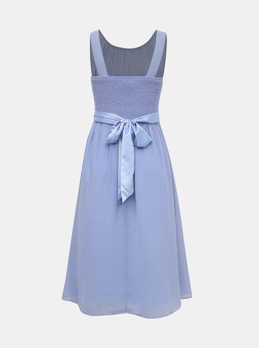 Modré midišaty Dorothy Perkins