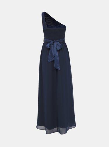 Tmavě modré midišaty Dorothy Perkins