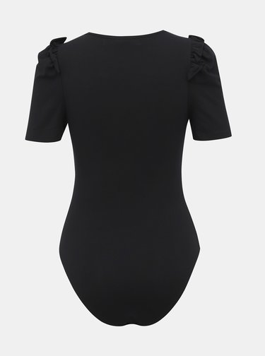 Čierne body Miss Selfridge Petites