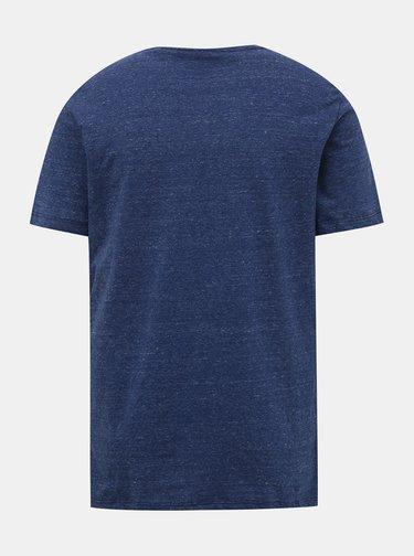 Modré tričko Jack & Jones Emix