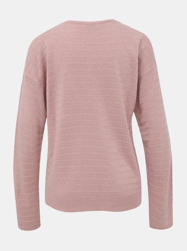 Rúžový sveter Jacqueline de Yong Gadot