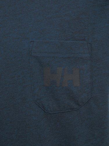 Tmavě modré pánské tričko HELLY HANSEN Fjord