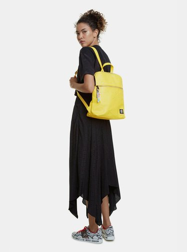 Žltý batoh Desigual